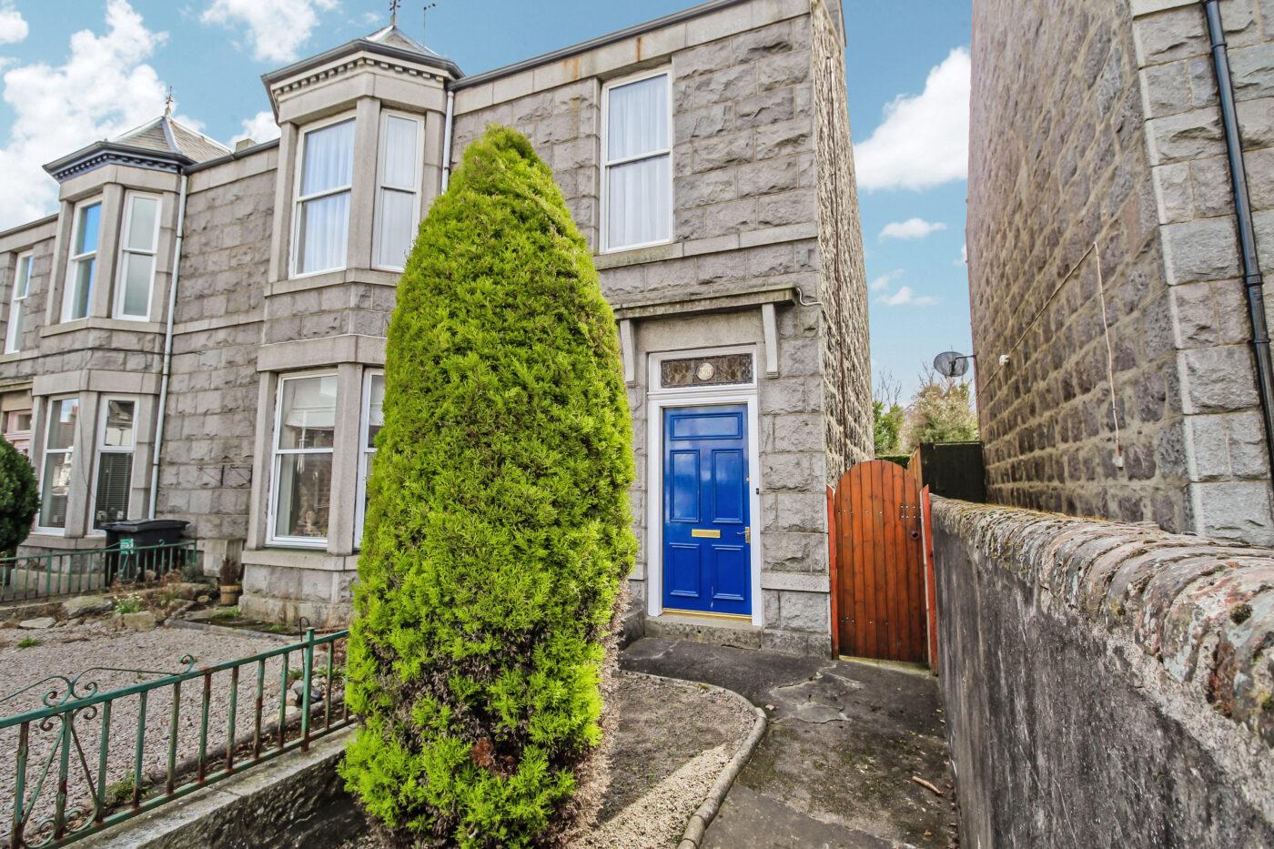 33 Murray Terrace Aberdeen Ab11 7sa Thistles Estate Agents